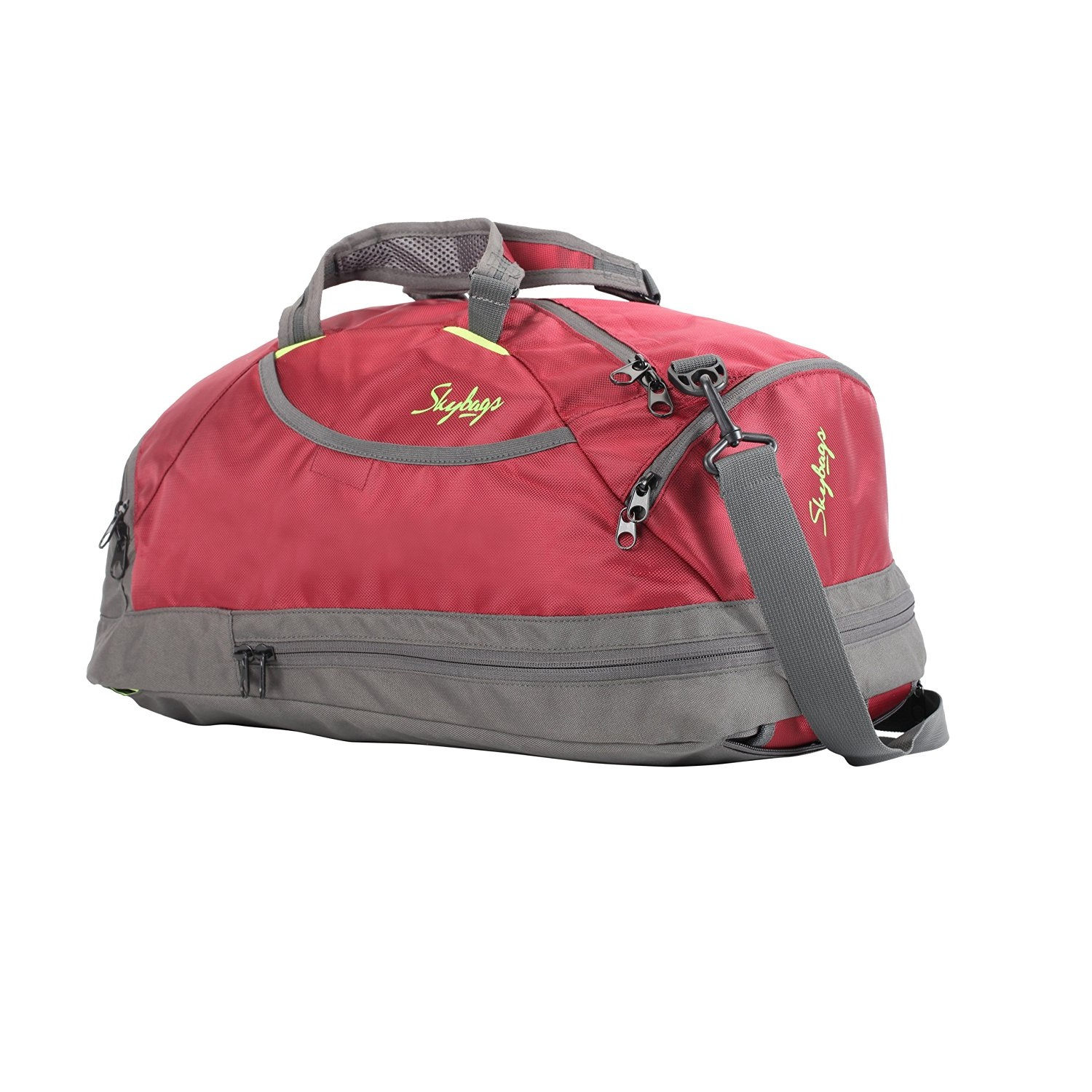 6abc107b407e ... Skybags flip 3 way duffle hiking bags red. prev