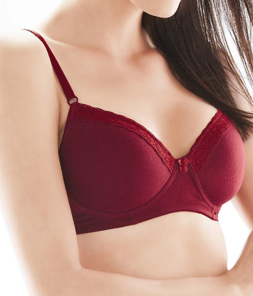 5a3686fe46 Write your review. Macrowoman Multi Color Cotton Bra