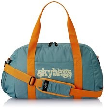 Skybags Grey Grip Fitness Bag