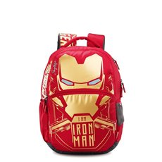 Skybags Marvel Iron Man 04 Red B