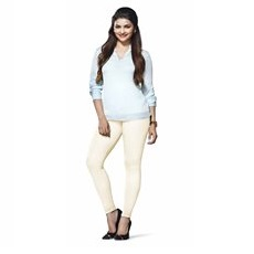 Lux Lyra leggings cream L-77