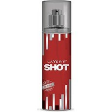 Layer'r Shot fragrant body spray