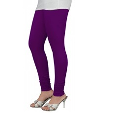 Lux Lyra Women's Purple Leggings