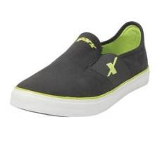 Sparx sm 214-Black/Grn Canvas Ca