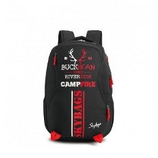 Skybags Strider 02 Backpack Blac