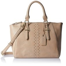 Caprese sue satchel small beige
