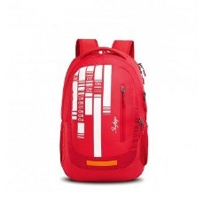 Lazer 02 Laptop Backpack Red