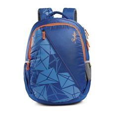Skybags pogo 03 blue backpack