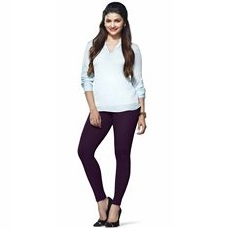 Lux Lyra Women leggings Purple L