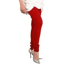 Lux Lyra Women Leggings Red L -