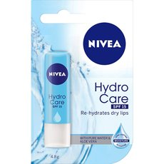 Nivea lip care hydrocare  4.8g