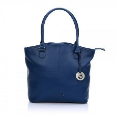 Caprese shelly tote large dark b