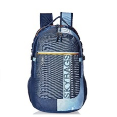 Skybags Lazer Plus 01 Blue Lapto