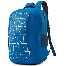 Skybags Pogo Blue Laptop Backpac