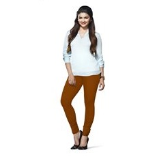 Lux Lyra Women leggings rust  L-