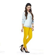 Lux Lyra Women leggings yellow