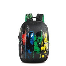 Skybags Marvel Avengers 01 Black