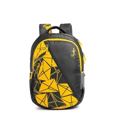Skybags pogo 03 black backpack