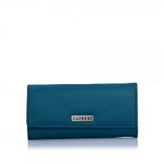 Caprese cara wallet medium teal
