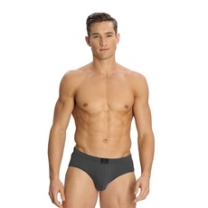 Jockey Graphite Poco Brief