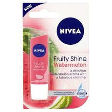 Nivea lip care fruity shine wate