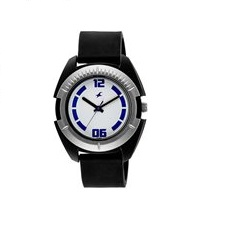Fastrack Casual Analog White Dia