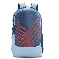 Skybags Boost Blue Laptop Backpa