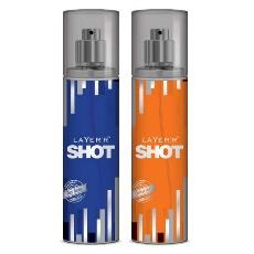 Layer'r Shot Pack of 2 Deodorant
