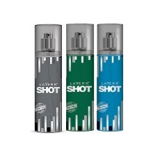 Layer'r Shot (Set Of 3 )Royal,Bl